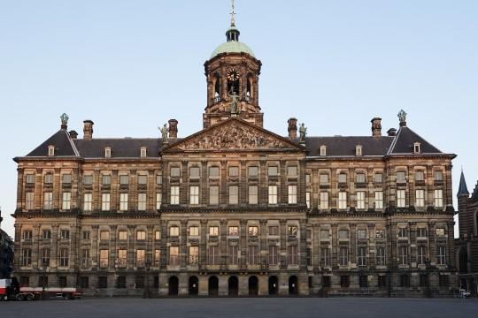 Amsterdam: Koninklijk Paleis op de Dam