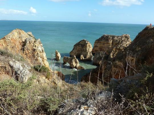 Algarve: Ponta da Piedade