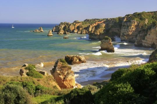 Algarve: Ponta de Piedade