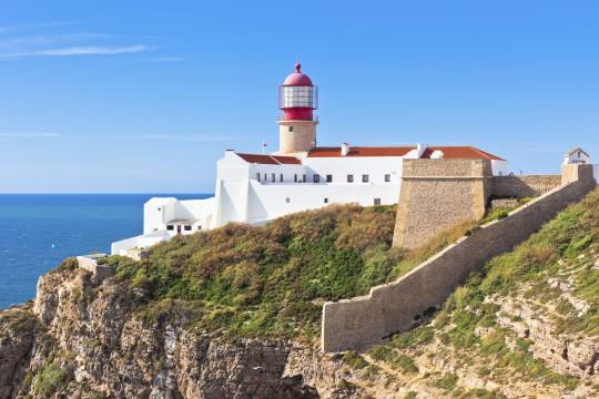 Algarve: Cabo de Sao Vicente