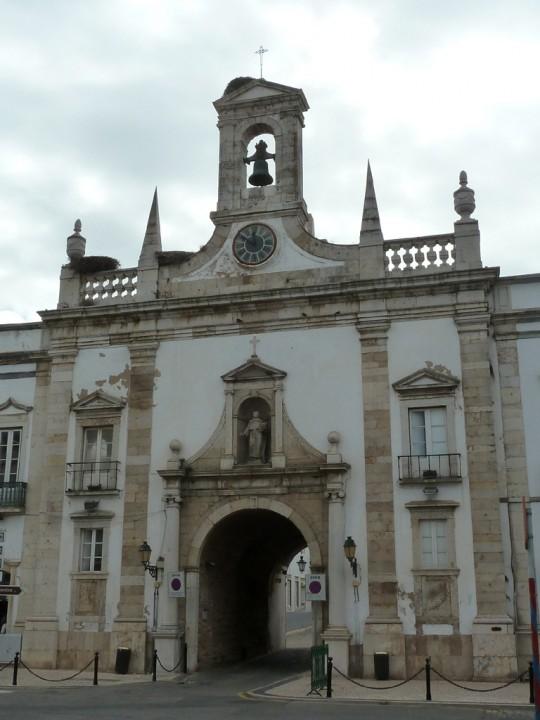 Faro: Arco da Vila