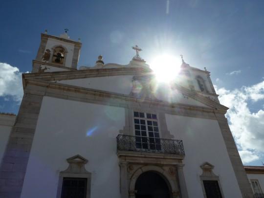 Algarve: Igreja de Santa Maria