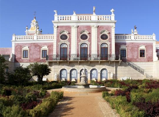 Algarve: Palácio Estói