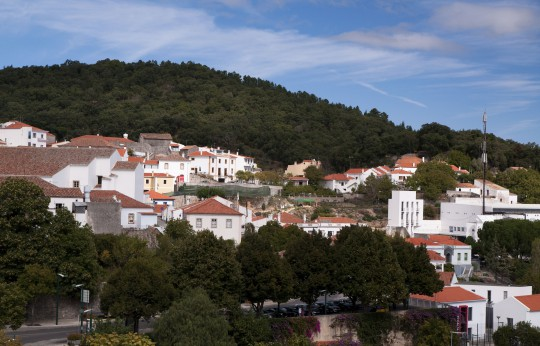 Algarve: Monchique