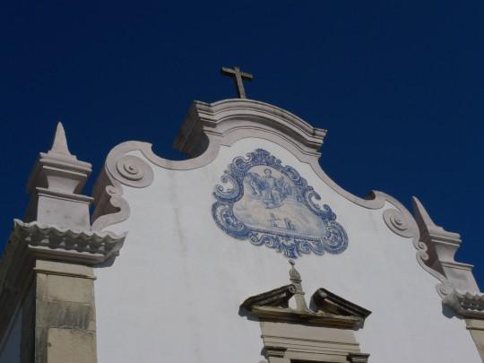 Algarve: Igreja do São Lourenço de Matos
