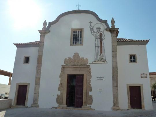 Igreja Sao Vicente de Albufeira