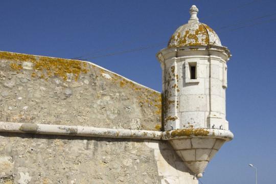 Algarve: Forte Ponta da Bandeira
