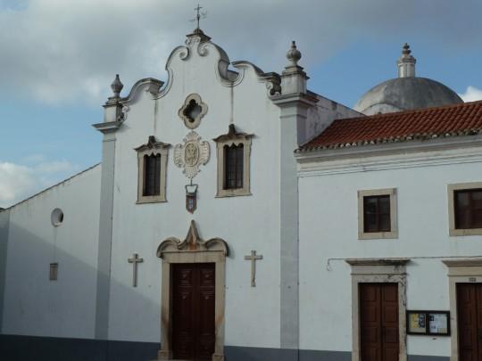 Algarve: Loulé Igreja de São Francisco