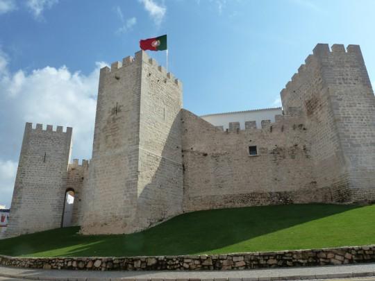 Algarve: Loulé Kastell