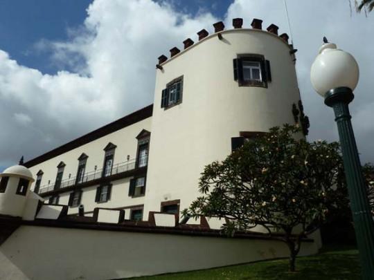 Madeira: Festung São Lourenço
