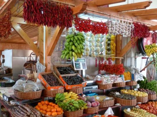 Madeira: Mercado