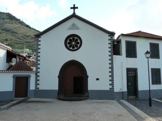 Madeira: Capela dos Milagres