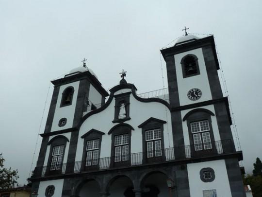Madeira: Igreja de Nossa Senhora do Monte
