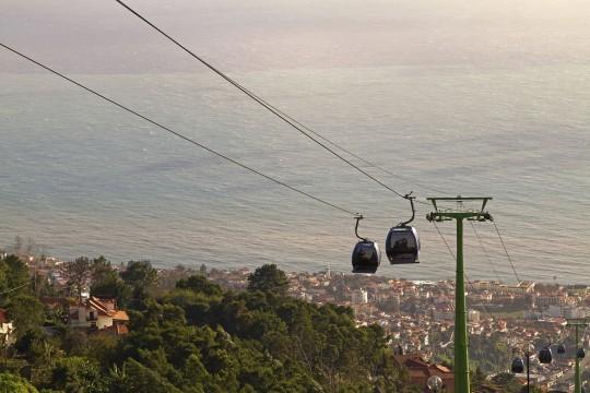 Madeira: Monte