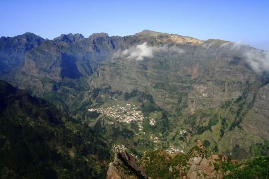Madeira: Curral das Freiras