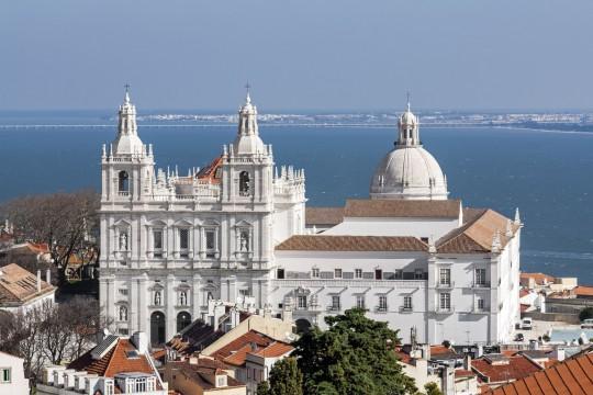 Lissabon: Kloster Sao Vicente de Fora