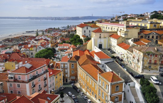 Lissabon: Alfama
