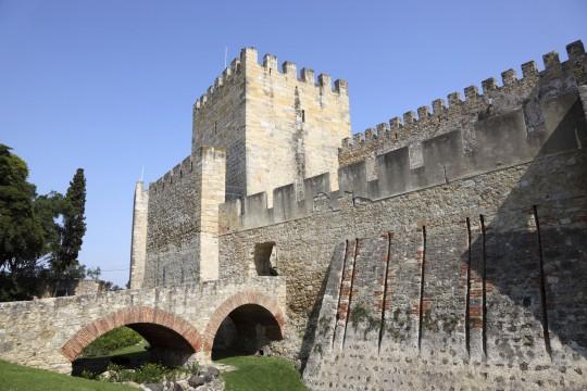 Lissabon: Castelo de São Jorge
