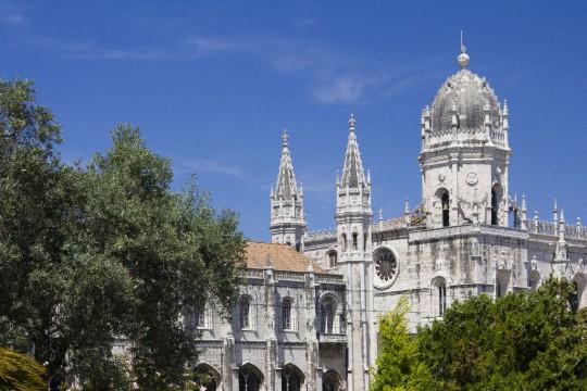 Lissabon: Mosteiro dos Jerónimos