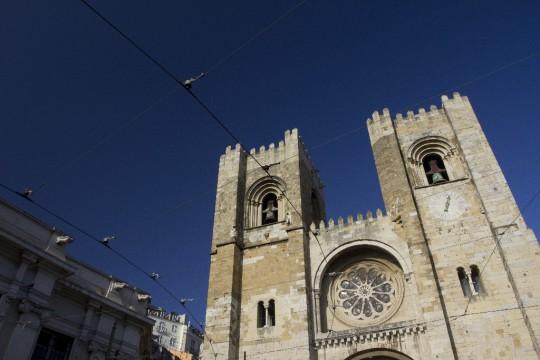 Lissabon: Sé Patriarcal
