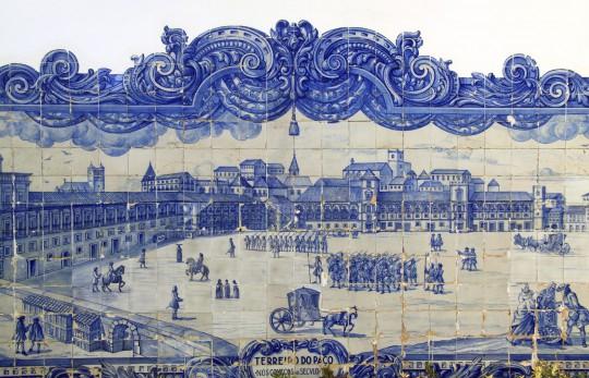 Lissabon: Museu Nacional do Azulejo