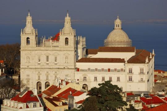 Lissabon: Igreja de São Vicente de Fora