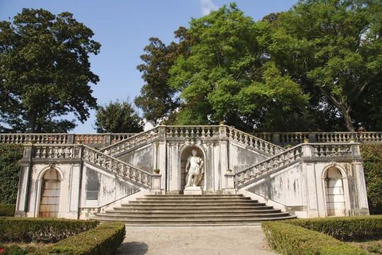Lissabon: Jardim Bôtanico d'Ajuda