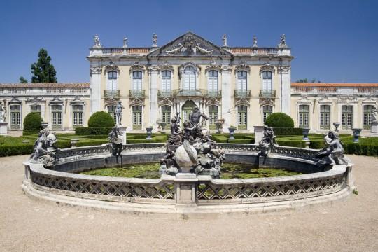 Lissabon: Palácio Nacional de Queluz