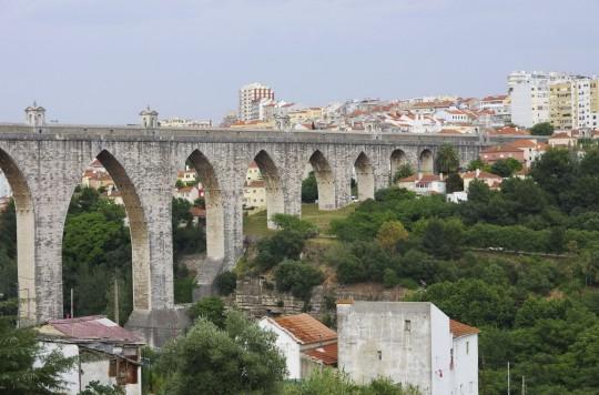 Lissabon: Aqueduto das Águas Livres
