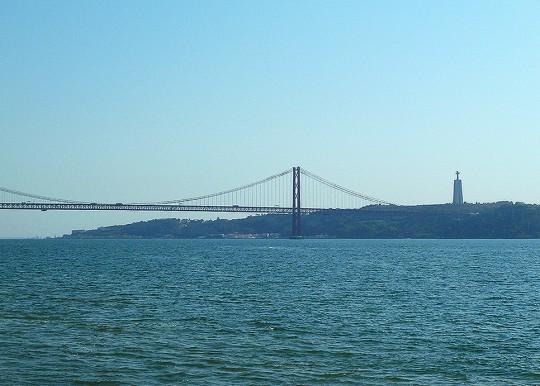 Lissabon: Ponte 25 de Abril
