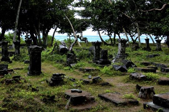 Seychellen: Bel Air Friedhof