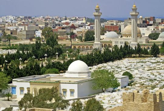 Monastir: Monastir Stadt