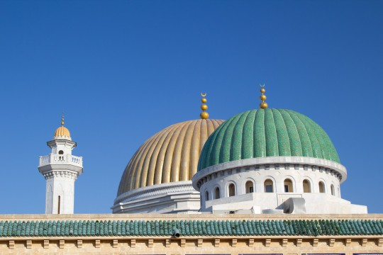 Monastir: Mausoleum