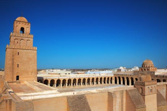 Monastir: Sidi-Oqba-Moschee