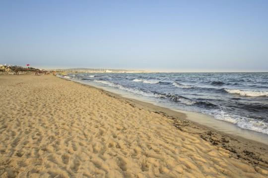 Hammamet: Strand