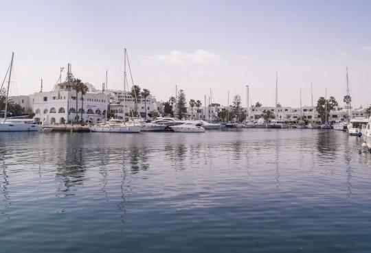 Hammamet: Port El Kantaoui