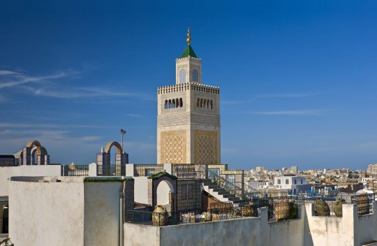 Hammamet: Zitouna Moschee