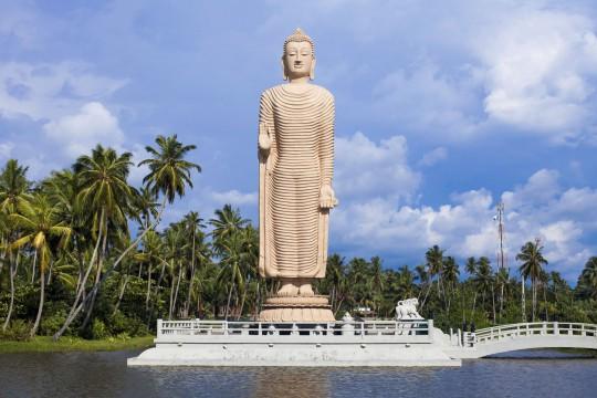 Sri Lanka: Tsunami Honganji Viharaya