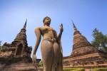 Nordthailand: Ruinen von Sukhothai