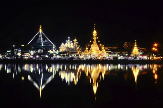 Nordthailand: Mae Hong Son