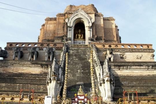 Nordthailand: Wat Chedi Luang