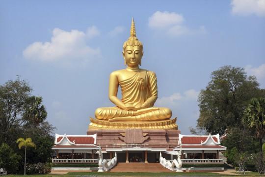 Südthailand: Big Buddha