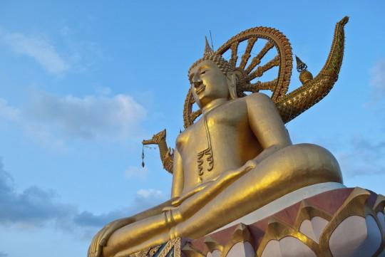Südthailand: Wat Phra Yai