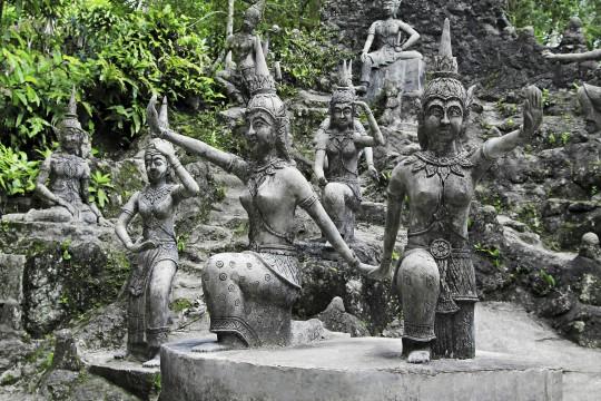 Südthailand: Magic Garden