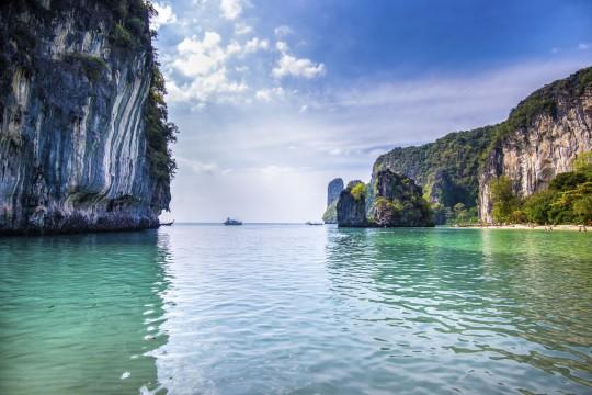 Südthailand: Krabi
