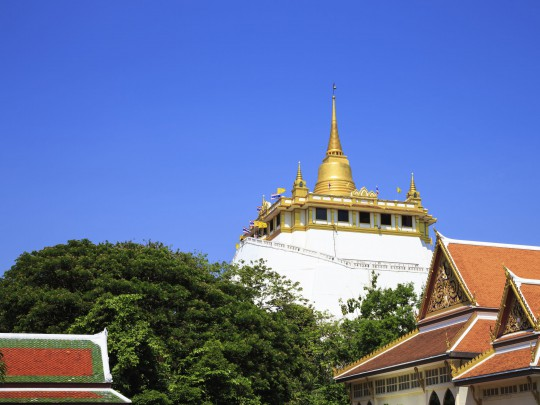 Bangkok: Golden Mount