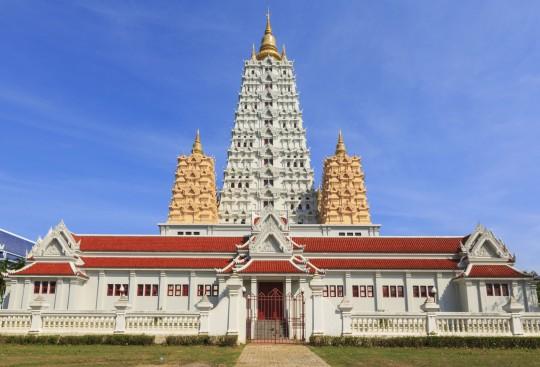 Bangkok: Wat Yansangwararam