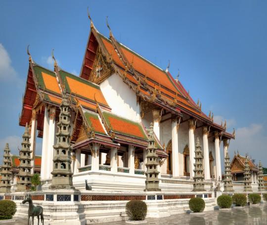 Bangkok: Wat Suthat