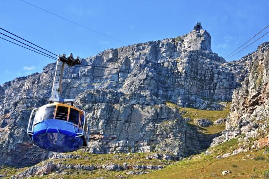 Südafrika: Tafelberg