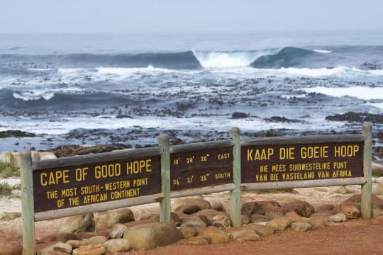 Südafrika: Das Kap der Guten Hoffnung